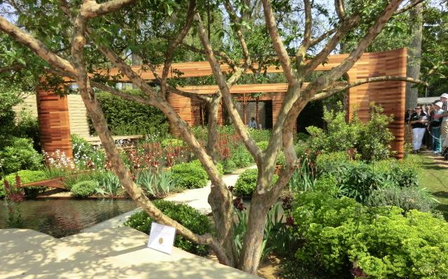chelsea flower show, trädgårdsresor, engelska trädgårdar