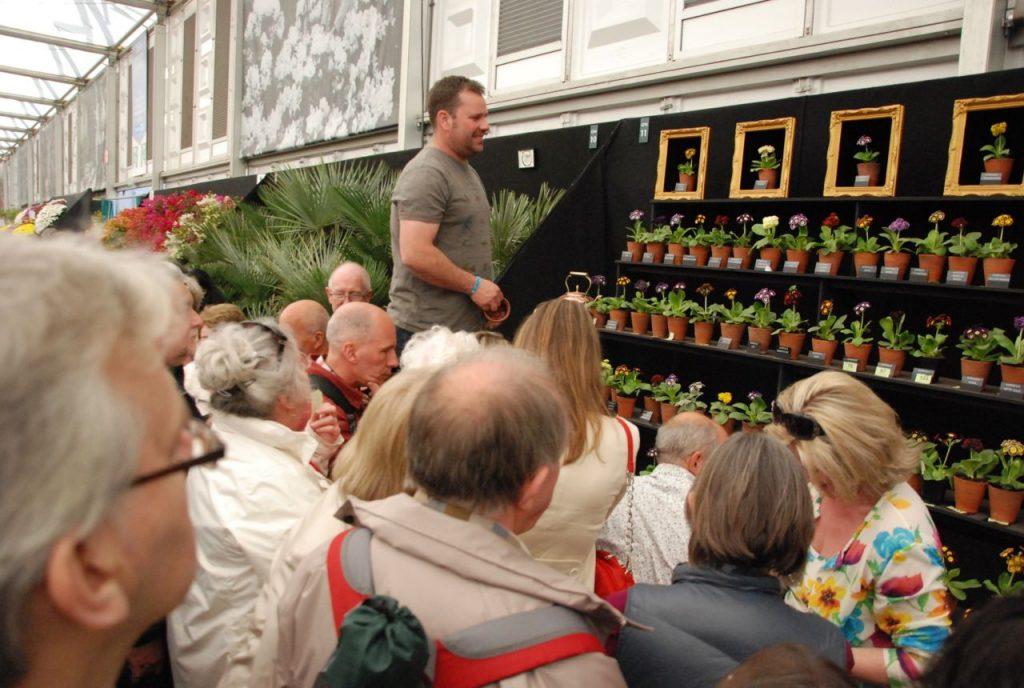 utförsäljning chelsea flower show, engelska trädgårdar, trädgårdsresa 2014