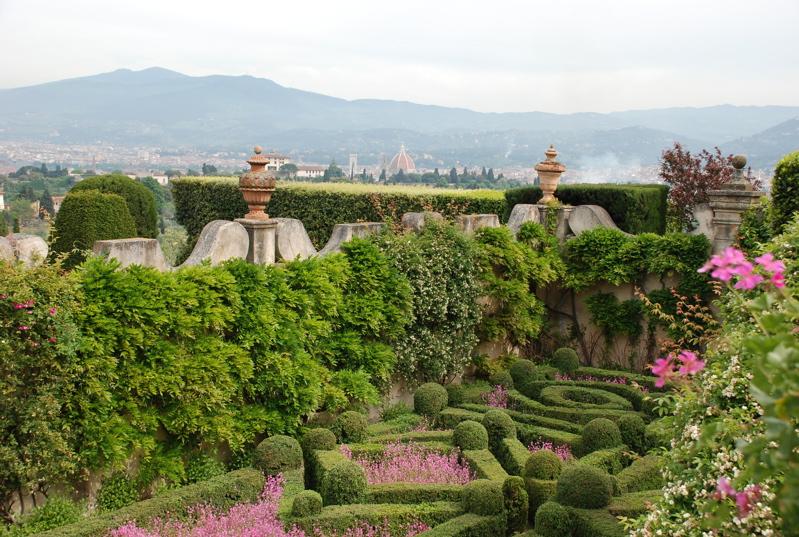 Italien: Trädgårdar i Toscana 29 sept – 4 okt 2013 – med Peter Englander o Ann Larås