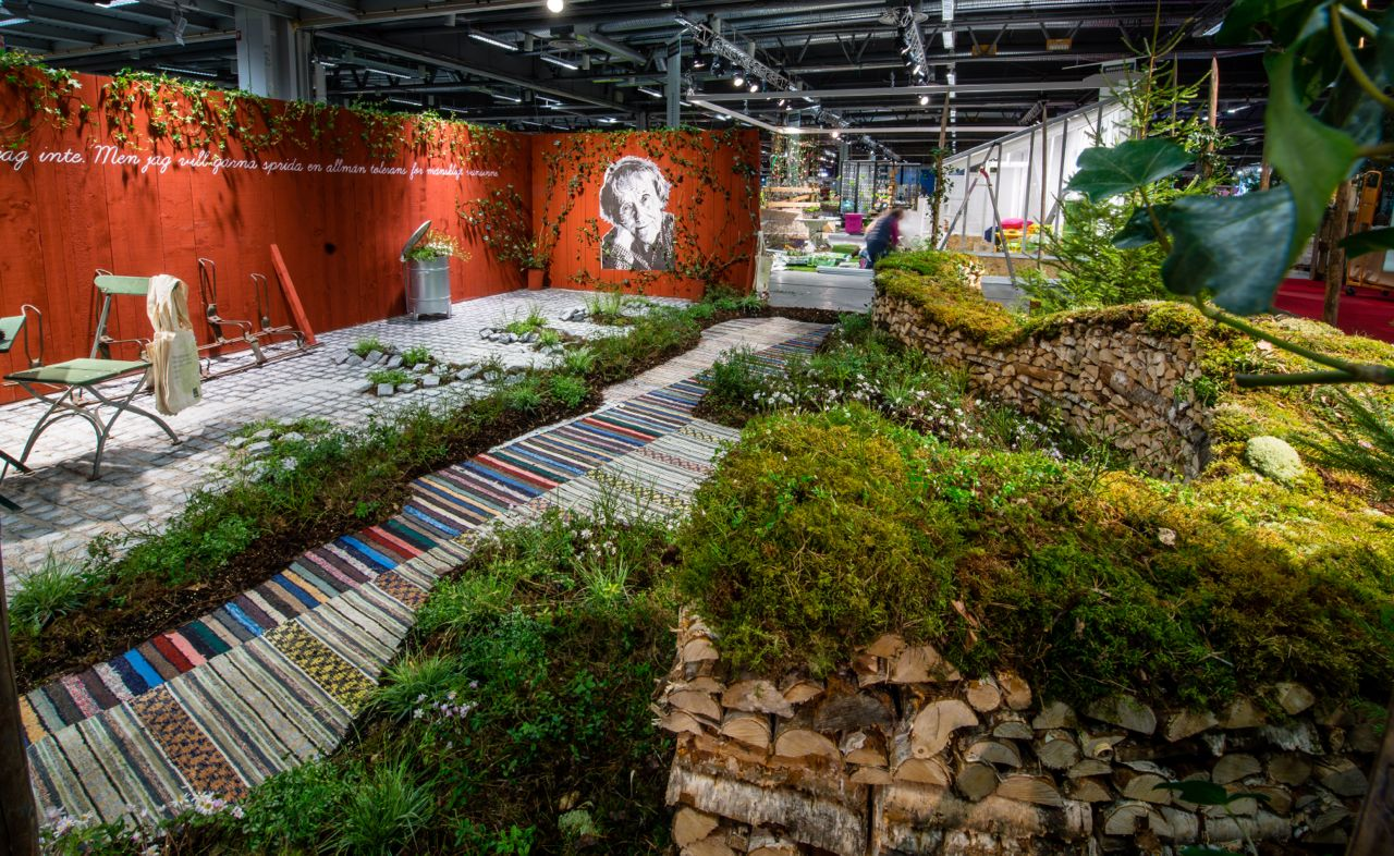 Trädgårdsmässan Nordiska trädgårdar avslutad…